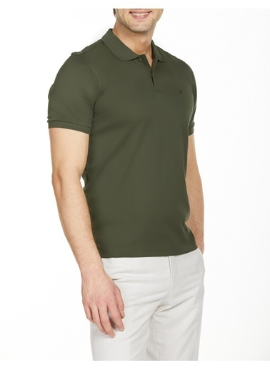 Bisse Polo Yaka T'Shirt Yeşil